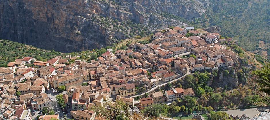 Ospitalità diffusa nel borgo di Civita